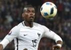França para na trave contra a Suíça e perde 100%, mas avança em primeiro - AFP PHOTO / PHILIPPE HUGUEN
