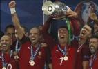 C. Ronaldo esfria ânimos de Portugal com Copa 2018 após título da Euro 2016 - REUTERS/John Sibley