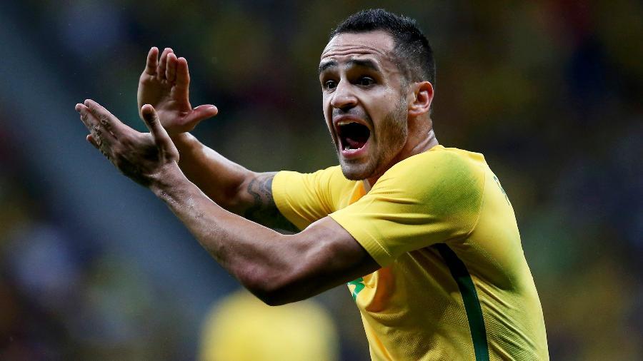 Erro de Renato Augusto marcou eliminação do Brasil na Copa do Mundo da Rússia  - REUTERS/Ueslei Marcelino