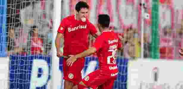 Rodrigo Dourado é um dos destaques da temporada do Internacional e atrai atenção - Ricardo Duarte/Inter