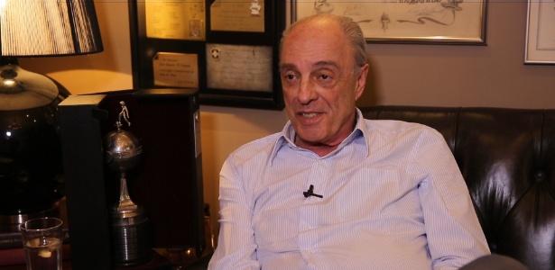 José Eduardo Mesquita Pimenta, ex-presidente e candidato à presidência do São Paulo