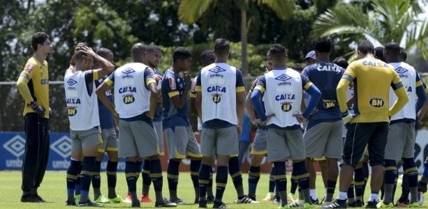 Cruzeiro coloca em prova força do elenco diante do Uberlândia, no triângulo mineiro
