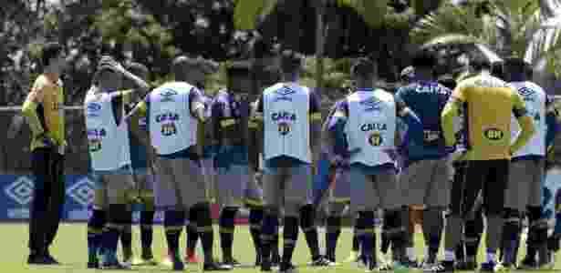 Cruzeiro coloca em prova força do elenco diante do Uberlândia, no triângulo mineiro - Washington Alves/Cruzeiro