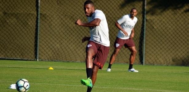 Jucilei não deve renovar o contrato com o São Paulo, que termina em dezembro deste ano