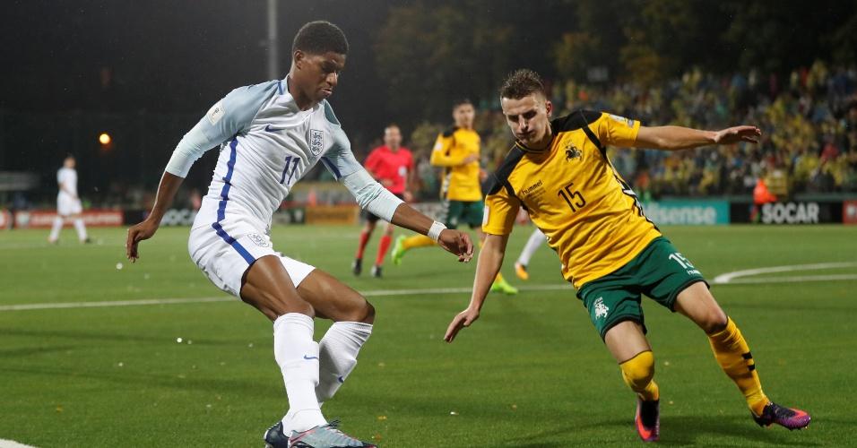 Já classificada, Inglaterra encara a Lituânia na última rodada das eliminatórias para a Copa do Mundo