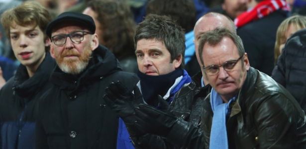 Noel Gallagher é torcedor do Manchester City