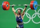 Campeão na Rio-2016 leiloará medalha para ajudar vítimas de terremoto - STOYAN NENOV/REUTERS