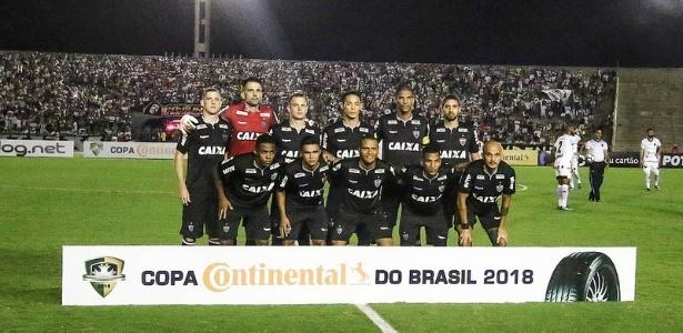 Para Larghi, ainda não é possível dizer qual é o time considerado titular do Atlético-MG - Bruno Cantini/Clube Atlético Mineiro