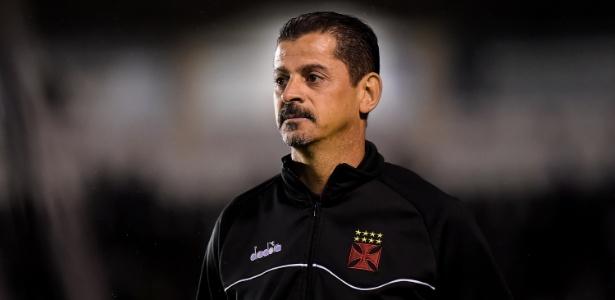 Valdir Bigode chegou a assumir o Vasco interinamente - Thiago Ribeiro/AGIF