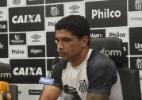 """Volante e diretor do Santos, Renato diz que já """"analisa mercado"""" para 2019 - Divulgação/Santos FC"""
