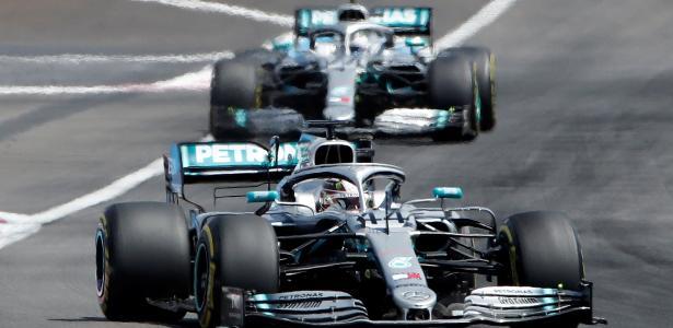 Fórmula 1 | Hamilton domina GP da França e conquista a 4ª vitória seguida na temporada
