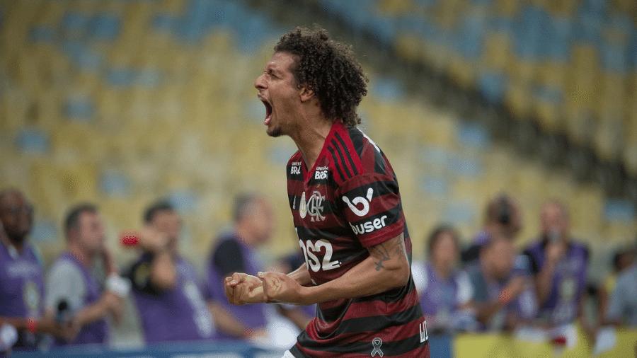 Willian Arão ressaltou que elenco do Flamengo está preparado para confronto com o Grêmio - Reprodução/Flickr Flamengo