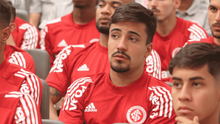 O Inter está cheio de caras jovens com aposta nas categorias de base  - Ricardo Duarte/Inter