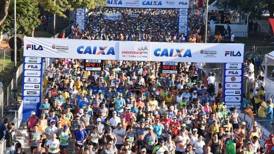 Maratona de São Paulo - Divulgação/Yescom
