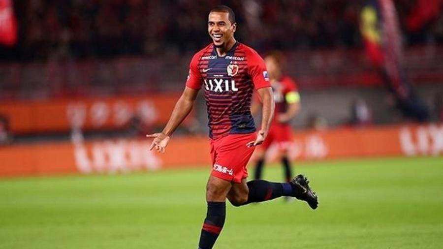 Bueno, zagueiro do Kashima Antlers, é o novo reforço do Atlético-MG no mercado da bola - Divulgação/Kashima Antlers
