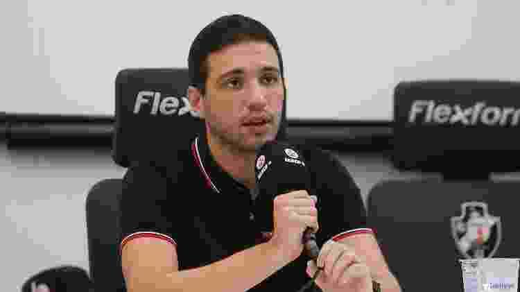 Alexandre Pássaro, diretor-executivo de futebol do Vasco da Gama - Rafael Ribeiro / Vasco - Rafael Ribeiro / Vasco