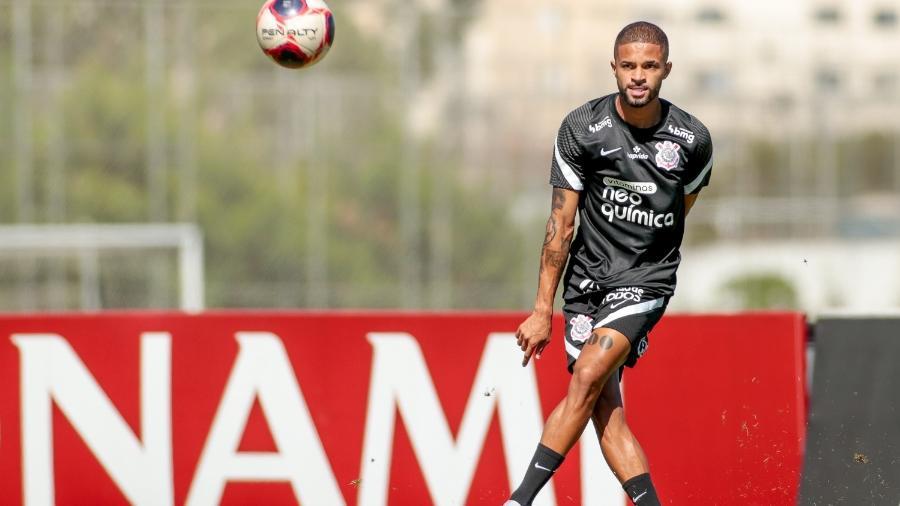 Vitinho é uma das revelações da base que aguardam mais espaço no Corinthians  - Rodrigo Coca/ Ag. Corinthians