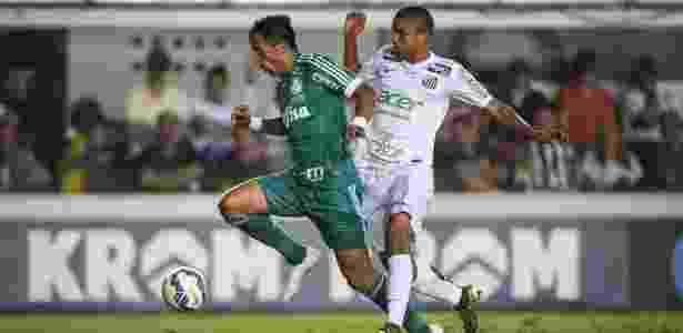 CBF não vê erro em pênalti do Palmeiras na final   Câmera mostra tropeço  0368209dfd14c