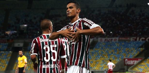 Cícero pode ser apresentado como reforço do São Paulo - Nelson Perez/Fluminense FC