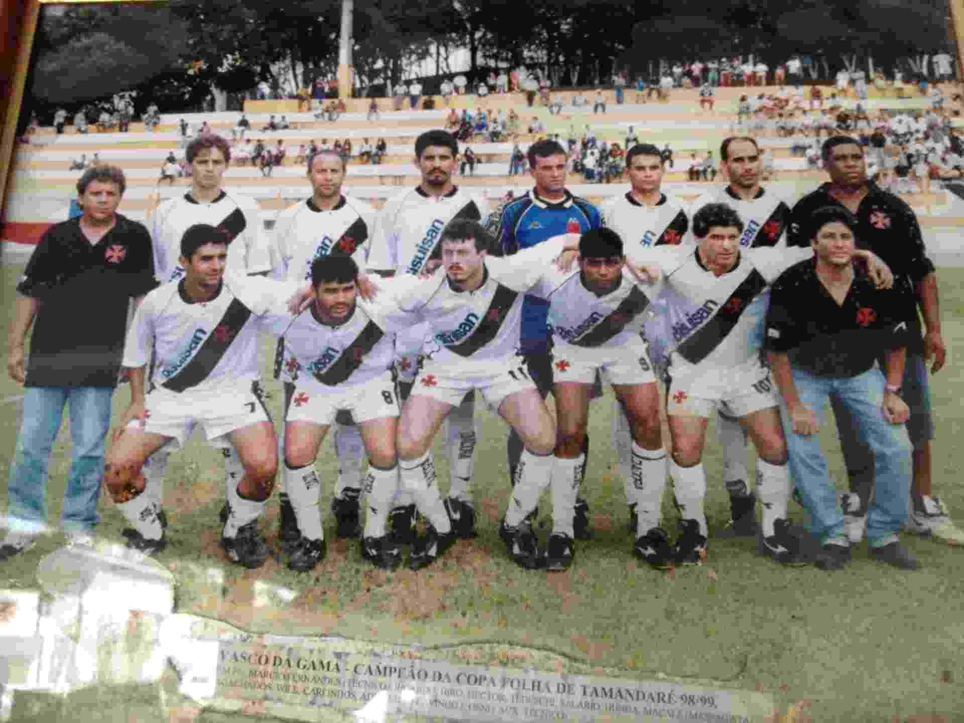 Fotos  Vasco da Gama Futebol Clube  o xará curitibano do Cruzmaltino ... 1b2e3f67255e0