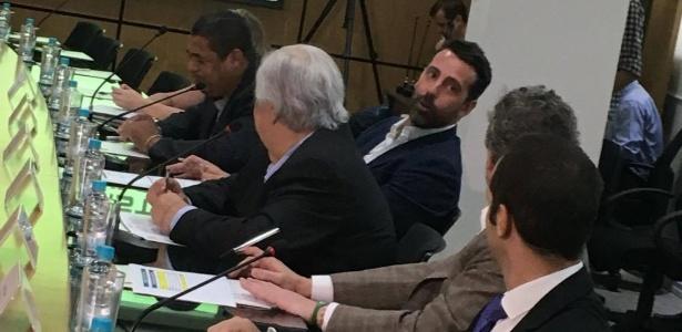 Dirigentes se reuniram para definir como serão as semifinais do Paulista