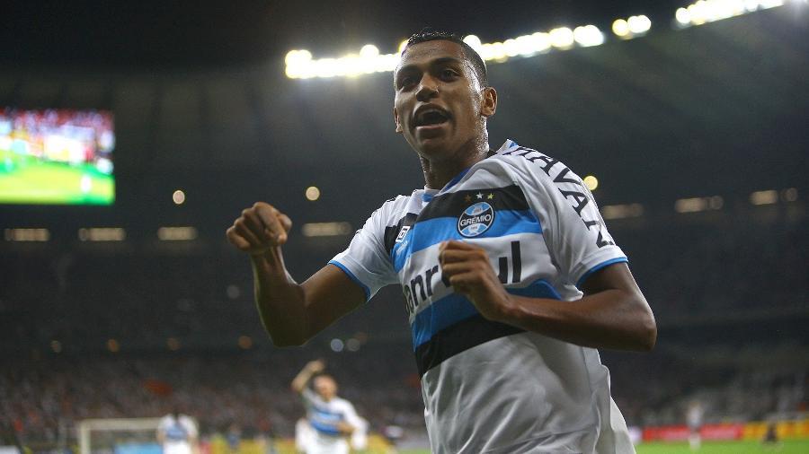 Pedro Rocha pode voltar ao Grêmio, mas valor pedido pelos russos afasta acordo - LUCAS UEBEL/GREMIO FBPA