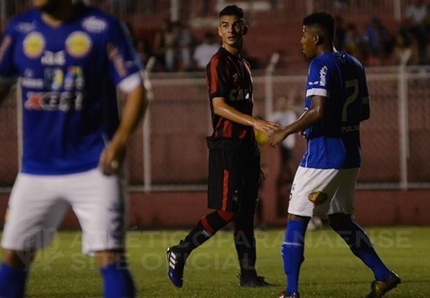 Atlético-PR em empate com Foz do Iguaçu