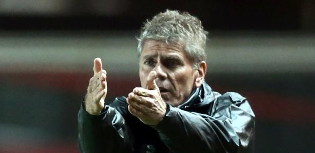 Paulo Autuori chega com a missão de liderar planejamento do futebol para o próximo ano