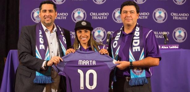 A NSWL conta com estrelas como Marta em suas equipes