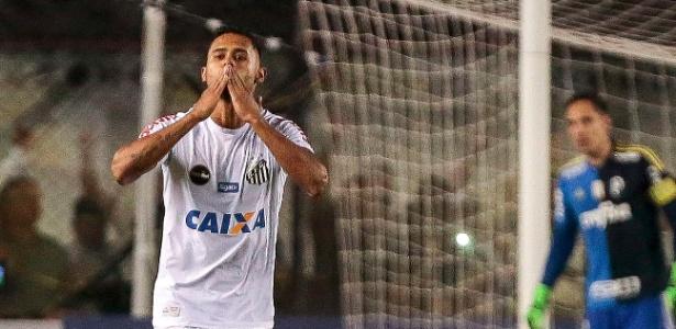 Gol marcado por Kayke contra o Palmeiras gerou reclamações dos jogadores alviverdes