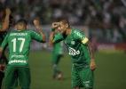 Santos perde a segunda seguida com Elano e dá adeus ao título brasileiro - Divulgação/Chapecoense