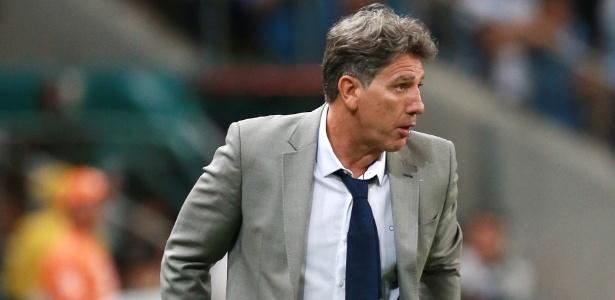 Renato Gaúcho negocia renovação de contrato com o Grêmio para próxima temporada