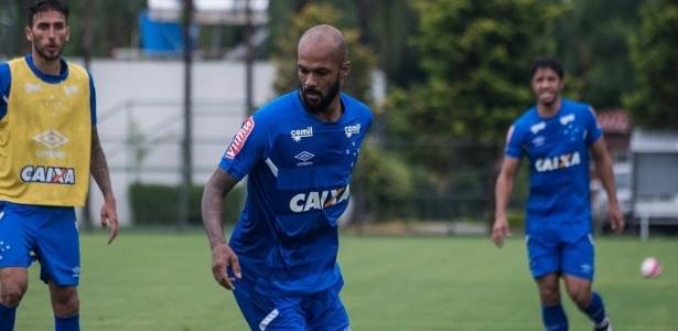 Bruno Silva ainda não empolgou com as cores do Cruzeiro em 2018