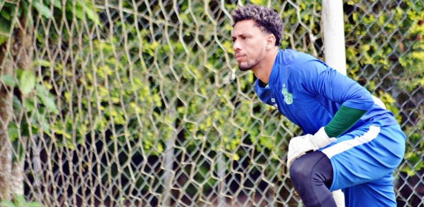 Wallace, goleiro do Guarani