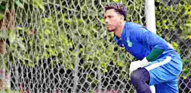 Wallace, goleiro do Guarani - Reprodução/Facebook
