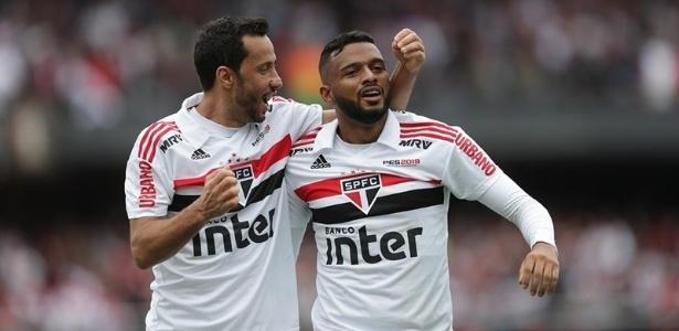 97d95eff3d Reinaldo se lembra de vaias no passado e comemora bom momento no São ...