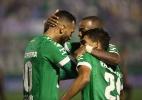 Chape vira sobre Atlético-PR e joga Vasco para a zona de rebaixamento - Sirli Freitas/Chapecoense