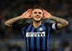 Icardi brilha, Inter de Milão derrota Lazio e vira vice-líder do Italiano - REUTERS/Tony Gentile