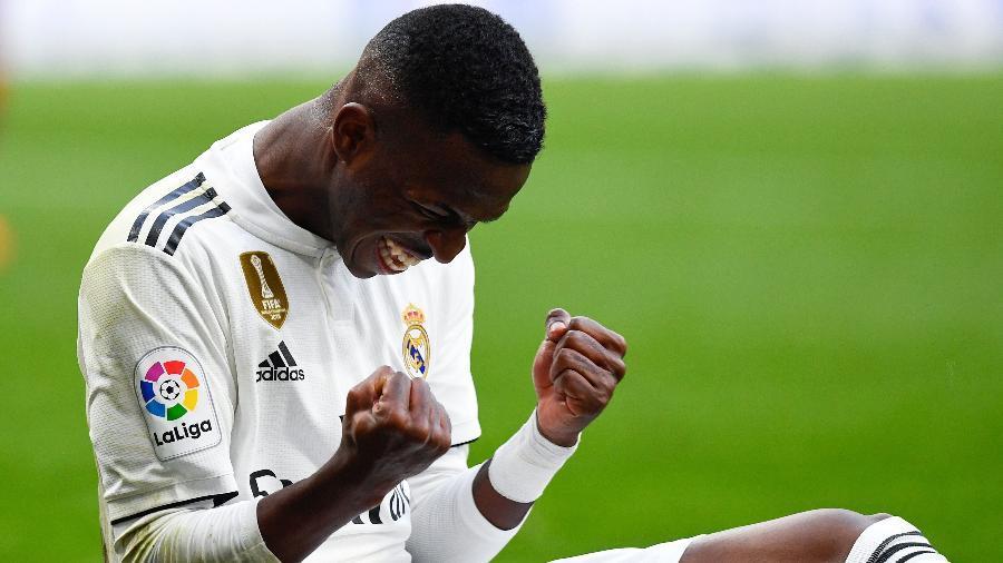 dedc9addfa136 Real Madrid  Vinicius Jr. se destaca