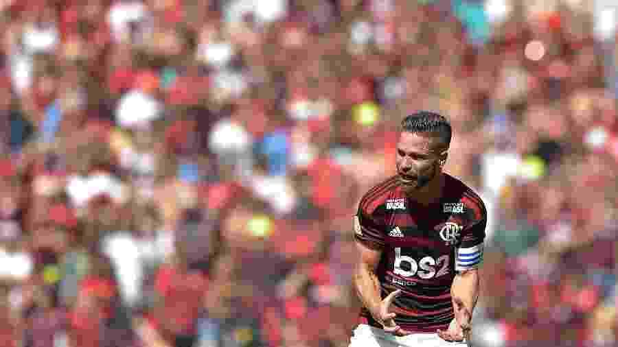 Brasileiro 2019, Flamengo x Goiás  - Thiago Ribeiro/AGIF
