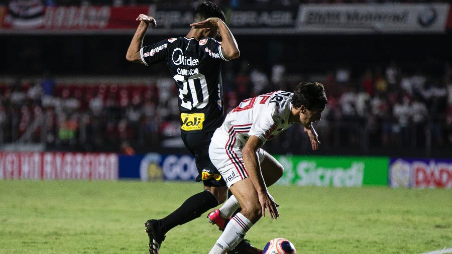 Corinthians e São Paulo se enfrentam pela terceira vez na temporada em jogo deste domingo - Daniel Vorley/AGIF