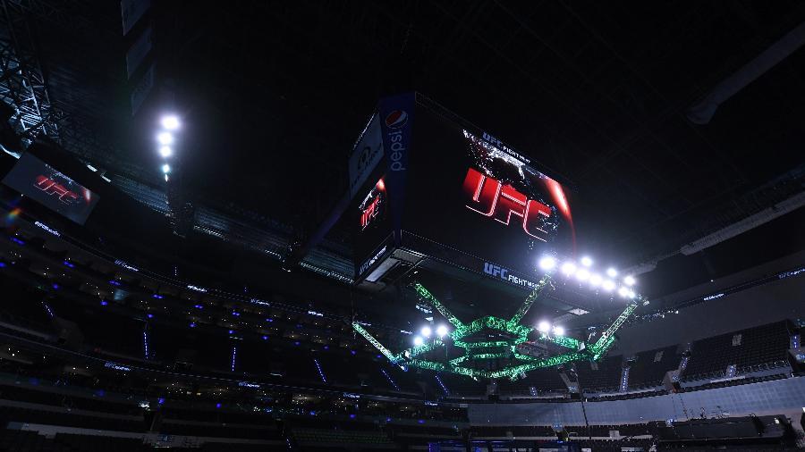 UFC prepara protocolo contra covid-19 para confrontos na Ilha da Luta - Josh Hedges/Zuffa LLC via Getty Images
