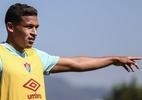 Peru convoca Pacheco para Eliminatórias, e atacante desfalca Flu em outubro (Foto: Lucas Mercon/Fluminense FC)