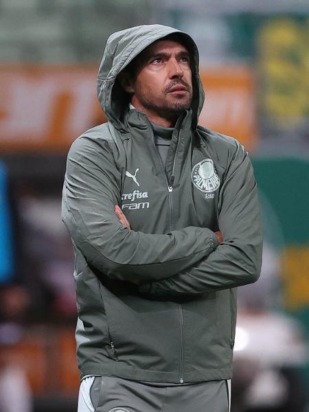 Abel Ferreira tem contrato com o Palmeiras até dezembro de 2022 - Cesar Greco/ Ag. Palmeiras