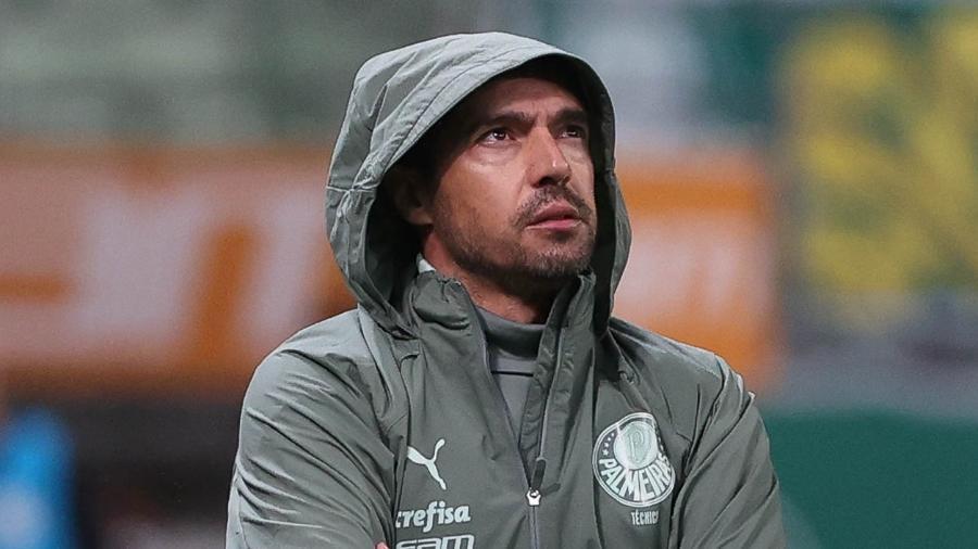 Abel Ferreira fala sobre planejamento especial pro Paulistão - Cesar Greco/ Ag. Palmeiras