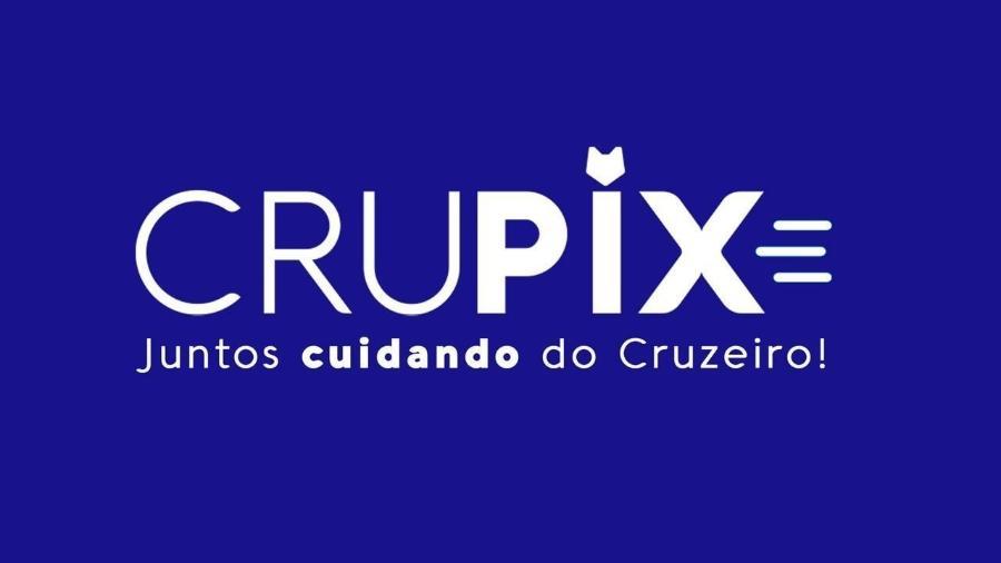 Crupix é a mais nova ação do Cruzeiro para arrecadar dinheiro com ajuda do torcedor - Divulgação