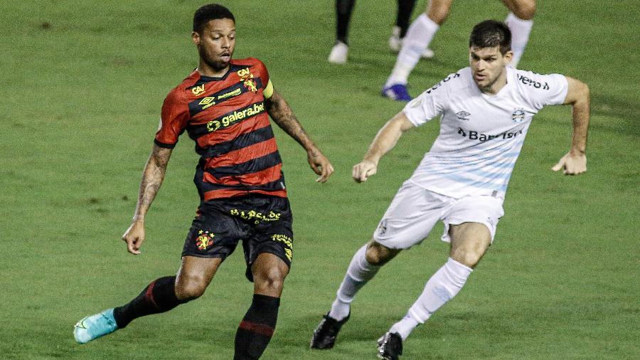 Atacante do Sport disse que não gostaria de jogar pelo São Paulo - Paulo Paiva/AGIF
