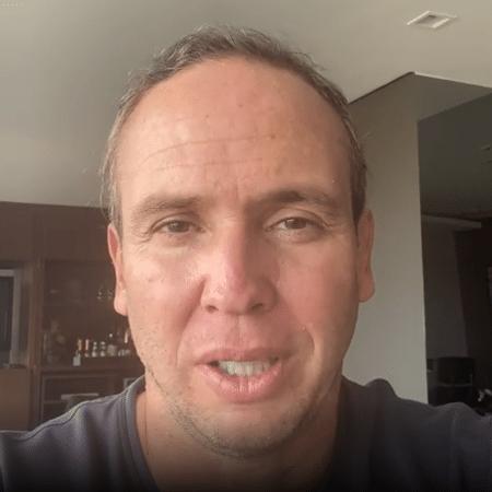 Caio Ribeiro revela que está em tratamento contra o câncer - Reprodução/Instagram