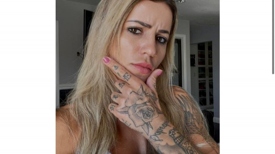Letícia Bufoni vazou suposto número do telefone de Ítalo Ferreira nas redes sociais - Reprodução