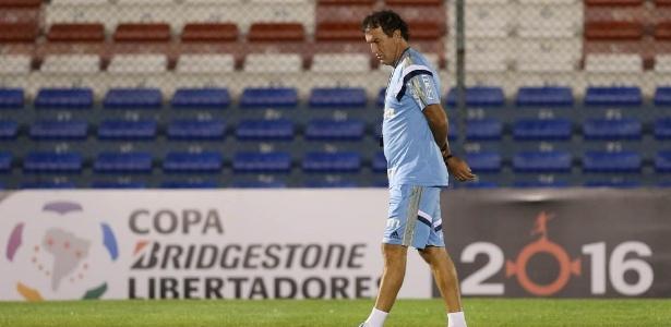 Cuca faré sua estreia no comando técnico do Palmeiras nesta quinta